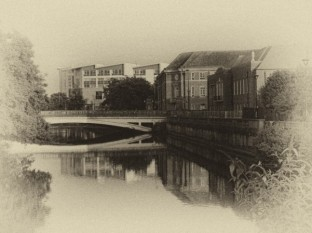 Derby reflections by Tracy Standring