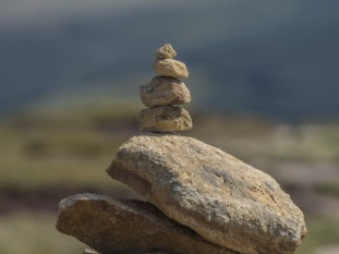 Balancing act by Tracy Standring