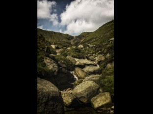 Kinder Scout by Tracy Standring