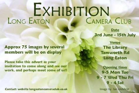 XX exhibition Ian Litchfield