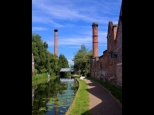 Alan Birkin ~ Canal Scene