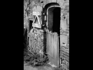 Alan Birkin ~ Farm Door