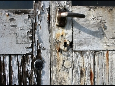 Alan Birkin ~ Old Doors