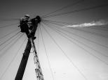 Alan Birkin ~ Up the Pole