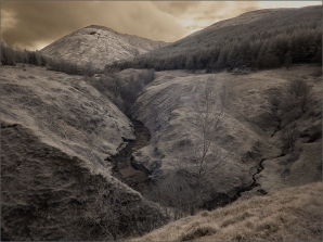 Eric M Ladbury ~ Beinn Bheag, Scotland