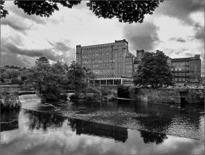 Eric M Ladbury ~ East Mill, Belper