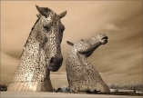Eric M Ladbury ~ The Kelpies, Scotland