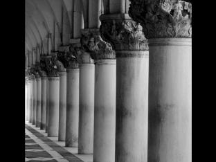Francesca Kehoe ~ Venetian Columns