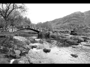 Graham Bostock ~ Ye Old Bridge