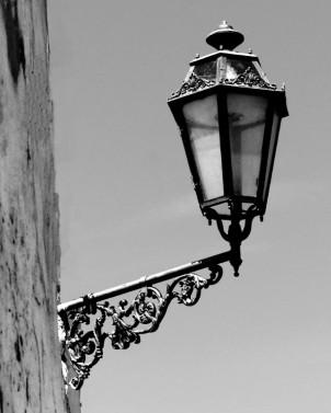 Judith Newton ~ Street Lamp