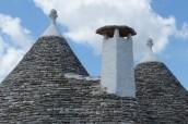 Judith Newton ~ Trulli Roof