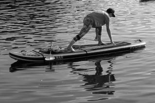 Judith Newton ~ Water Yoga