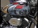 Peter W Cheetham ~ Memorial Bike