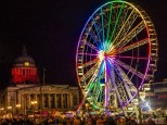 Ray Bates ~ Light Night Wheel