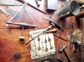 Ray Bates ~ The Clock Makers Bench
