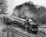 Ray Bates ~ Winter Steam