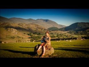 Roy Lewin ~ Beth at Castlerigg Stone Circle