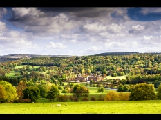 Roy Lewin ~ Early Autumn Colours at Chatsworth