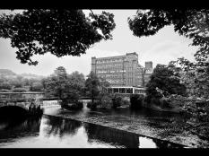 Roy Lewin ~ Mills at Belper