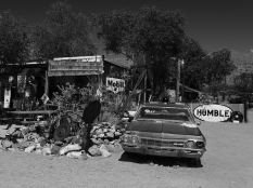 Roy Maddison ~ Old Garage in Humble