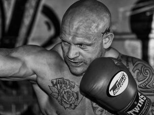 Roy Maddison ~ The Boxer