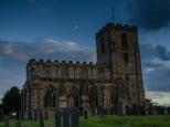 John Stuart ~ Breedon Church