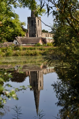 Vic McClymont ~ Attenborough church