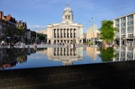 Vic McClymont ~ City Hall