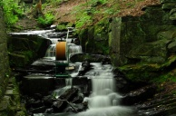Vic McClymont ~ Lumsdale waterfall